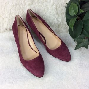 Cole Haan Grand 05 Wine Pumps Size 10.5 B